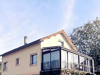 Fiche de présentation Maison à vendre de 100 m²  5 pièces à COMPREIGNAC