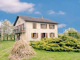 Fiche de présentation Maison à rénover à vendre de 145 m²  6 pièces à SAINT-JUST-LE-MARTEL