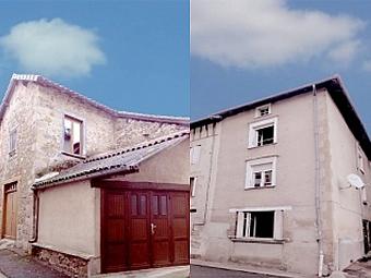 Fiche de présentation Maison à rénover à vendre de 75 m²  4 pièces à SOLIGNAC