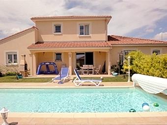 Fiche de présentation Maison à vendre de 160 m²  7 pièces à LE PALAIS-SUR-VIENNE