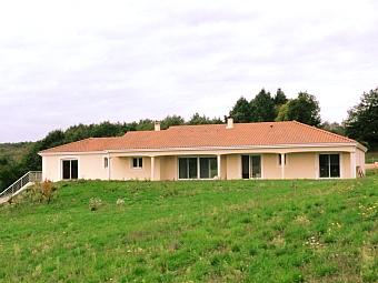 Fiche de présentation Maison à vendre de 193 m²  7 pièces à ISLE