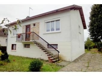 Fiche de présentation Maison à vendre de 145 m²  7 pièces à RILHAC-RANCON
