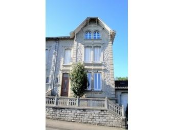 Fiche de présentation Maison à vendre de 124 m²  6 pièces à LIMOGES-ET-ENVIRONS