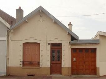 Fiche de présentation Maison de ville à vendre de 58 m²  3 pièces à LIMOGES