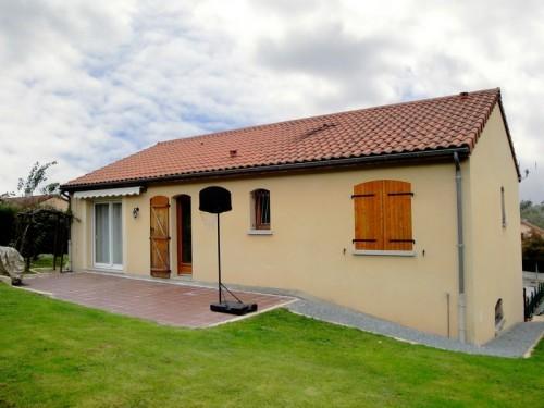 Fiche de présentation Maison à vendre de 90 m²  5 pièces à LE VIGEN