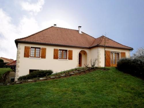 Fiche de présentation Maison à vendre de 136 m²  5 pièces à COUZEIX