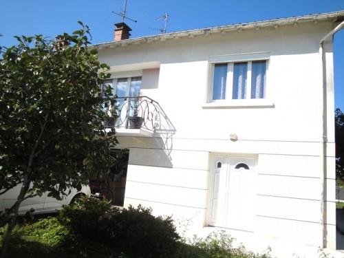 Fiche de présentation Maison à vendre de 95 m²  4 pièces à FEYTIAT