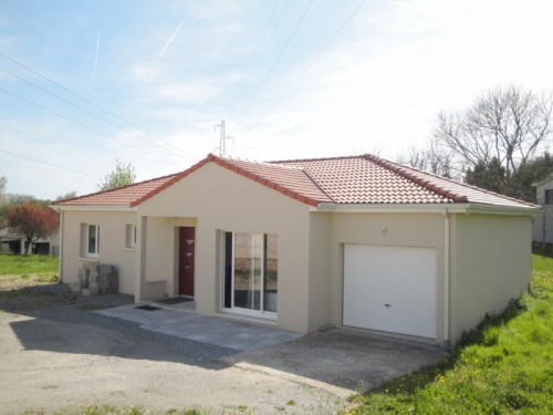 Fiche de présentation Maison à vendre de 90 m²  5 pièces à LIMOGES
