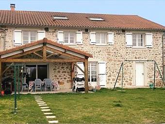 Fiche de présentation Maison à vendre de 170 m²  7 pièces à FEYTIAT
