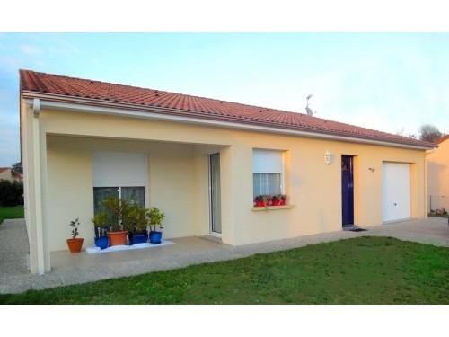 Fiche de présentation Maison à vendre de 95 m²  4 pièces à BEAUNE-LES-MINES