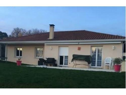 Fiche de présentation Maison à vendre de 95 m²  5 pièces à RILHAC-RANCON