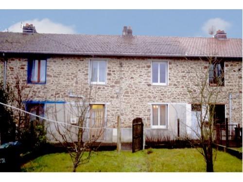 Fiche de présentation Maison à vendre de 65 m²  3 pièces à RILHAC-RANCON