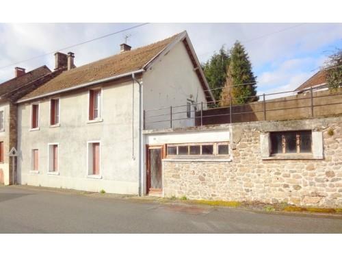 Fiche de présentation Maison à vendre de 80 m²  4 pièces à SAINT-SULPICE-LAURIERE
