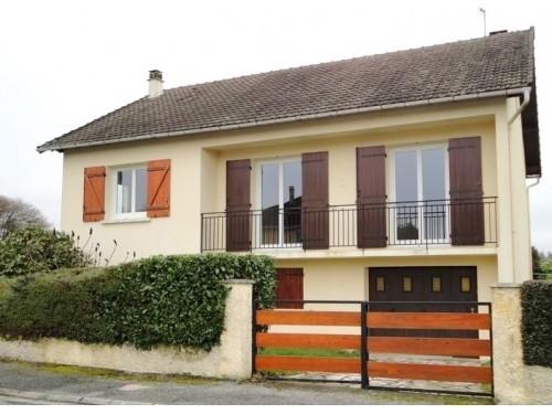 Fiche de présentation Maison à vendre de 100 m²  5 pièces à RILHAC-RANCON