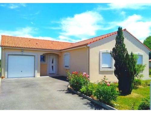 Fiche de présentation Maison à vendre de 104 m²  6 pièces à BEAUNE-LES-MINES
