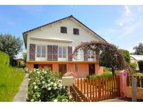 Fiche de présentation Maison à vendre de 118 m²  5 pièces à RILHAC-RANCON