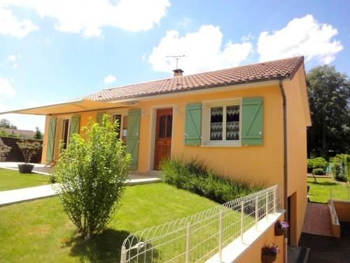 Fiche de présentation Maison à vendre de 95 m²  5 pièces à CHAPTELAT