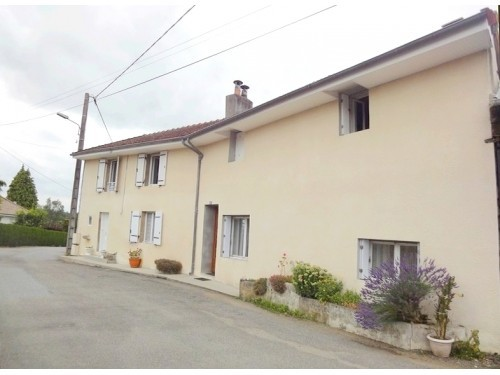 Fiche de présentation Maison à vendre de 250 m²  8 pièces à RILHAC-RANCON