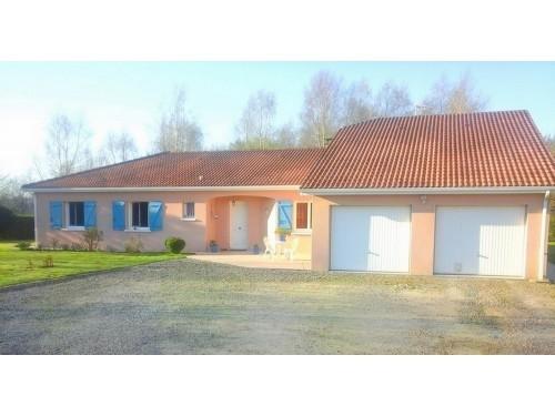 Fiche de présentation Maison à vendre de 136 m²  6 pièces à RILHAC-RANCON