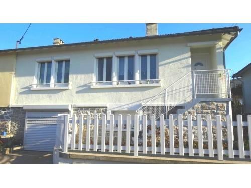 Fiche de présentation Maison à vendre de 65 m²  4 pièces à LIMOGES
