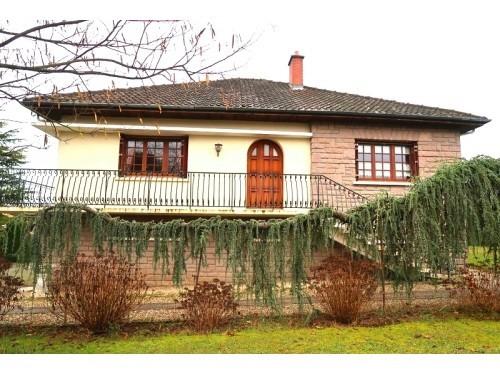 Fiche de présentation Maison à vendre de 140 m²  7 pièces à RILHAC-RANCON