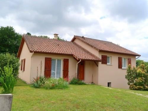 Fiche de présentation Maison à vendre de 98 m²  5 pièces à RILHAC-RANCON