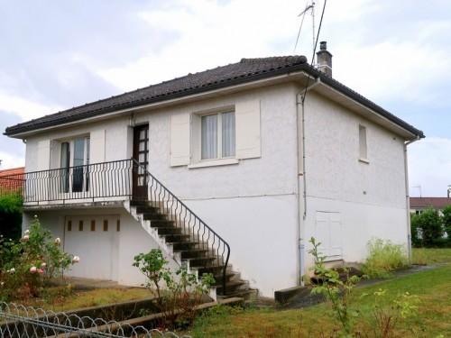 Fiche de présentation Maison à vendre de 87 m²  4 pièces à RILHAC-RANCON