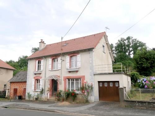Fiche de présentation Maison à vendre de 140 m²  7 pièces à LADIGNAC-LE-LONG