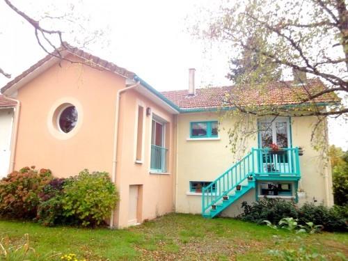 Fiche de présentation Maison à vendre de 97 m²  5 pièces à NANTIAT