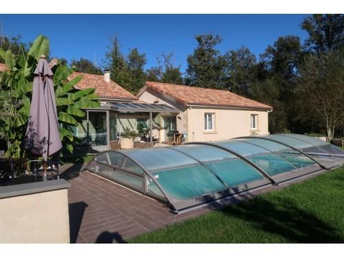 Fiche de présentation Maison à vendre de 230 m²  8 pièces à RILHAC-RANCON
