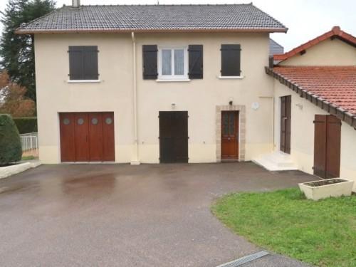 Fiche de présentation Maison à vendre de 150 m²  8 pièces à RILHAC-RANCON