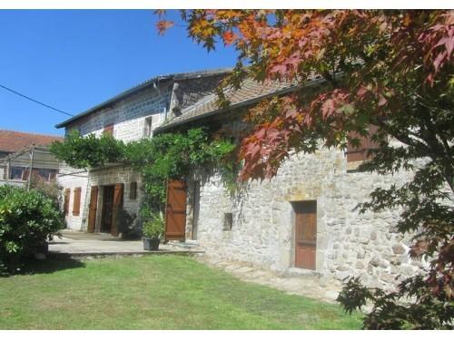 Fiche de présentation Propriété avec 2 maisons à vendre de 167 m²  7 pièces à LIMOGES-ET-ENVIRONS