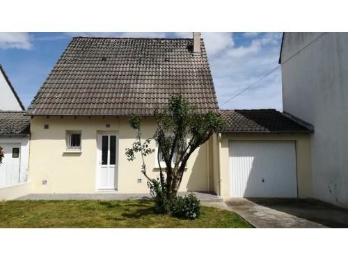 Fiche de présentation Maison à vendre de 80 m²  4 pièces à LANDOUGE