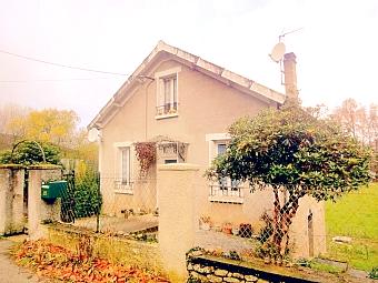 Fiche de présentation Maison de bourg à vendre de 85 m²  5 pièces à LAURIERE