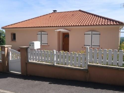 Fiche de présentation Maison à vendre de 105 m²  5 pièces à LA JONCHERE-SAINT-MAURICE