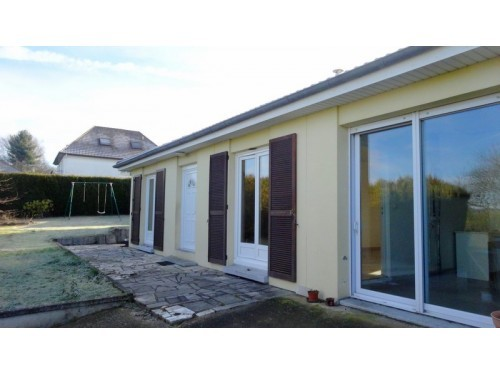 Photographie de maison à vendre de 90 m² avec 4 pièces à Le Palais-sur-Vienne