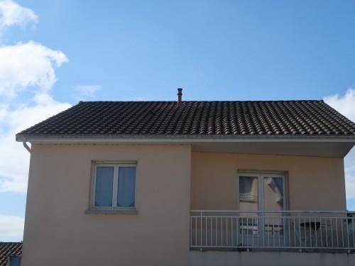 Fiche de présentation Appartement F4 à louer de 77 m²  4 pièces à RILHAC-RANCON