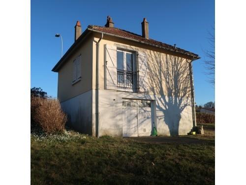 Fiche de présentation Maison à vendre de 40 m²  2 pièces à AMBAZAC