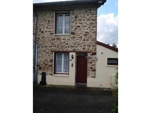 Fiche de présentation Maison de village à vendre de 40 m²  2 pièces à RILHAC-RANCON