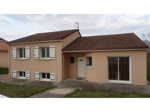 Fiche de présentation Maison à vendre de 150 m²  6 pièces à RILHAC-RANCON