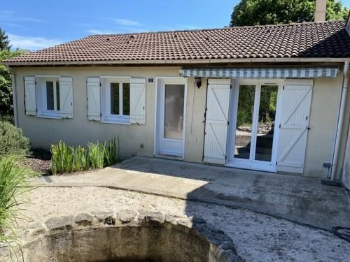 Fiche de présentation Maison à vendre de 80 m²  5 pièces à RILHAC-RANCON
