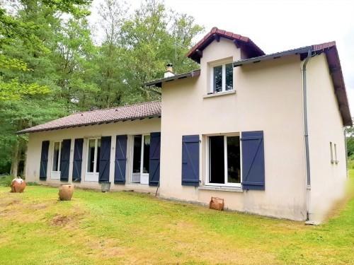 Fiche de présentation Maison à vendre de 150 m²  5 pièces à RILHAC-RANCON