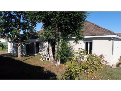 Fiche de présentation Maison à vendre de 143 m²  7 pièces à RILHAC-RANCON