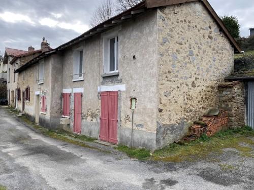 Fiche de présentation Maison à rénover à vendre de 70 m²  4 pièces à SAINT-PRIEST-TAURION