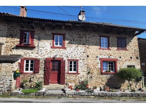 Fiche de présentation Maison à vendre de 170 m²  8 pièces à SAINT-LEONARD-DE-NOBLAT