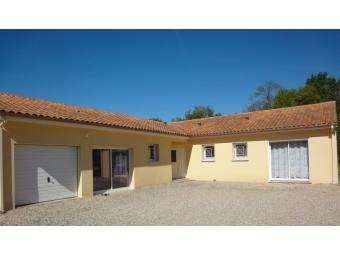 Fiche de présentation Maison à vendre de 145 m²  6 pièces à AMBAZAC