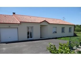Fiche de présentation Maison à vendre de 122 m²  6 pièces à SAINT-PRIEST-TAURION