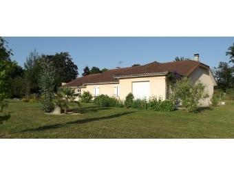 Fiche de présentation Maison à vendre de 153 m²  5 pièces à AMBAZAC