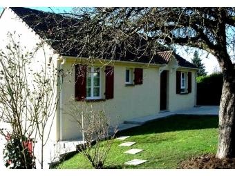 Fiche de présentation Maison à vendre de 98 m²  5 pièces à AMBAZAC