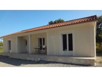 Fiche de présentation Maison à vendre de 110 m²  5 pièces à AMBAZAC